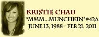 Kristie Chau