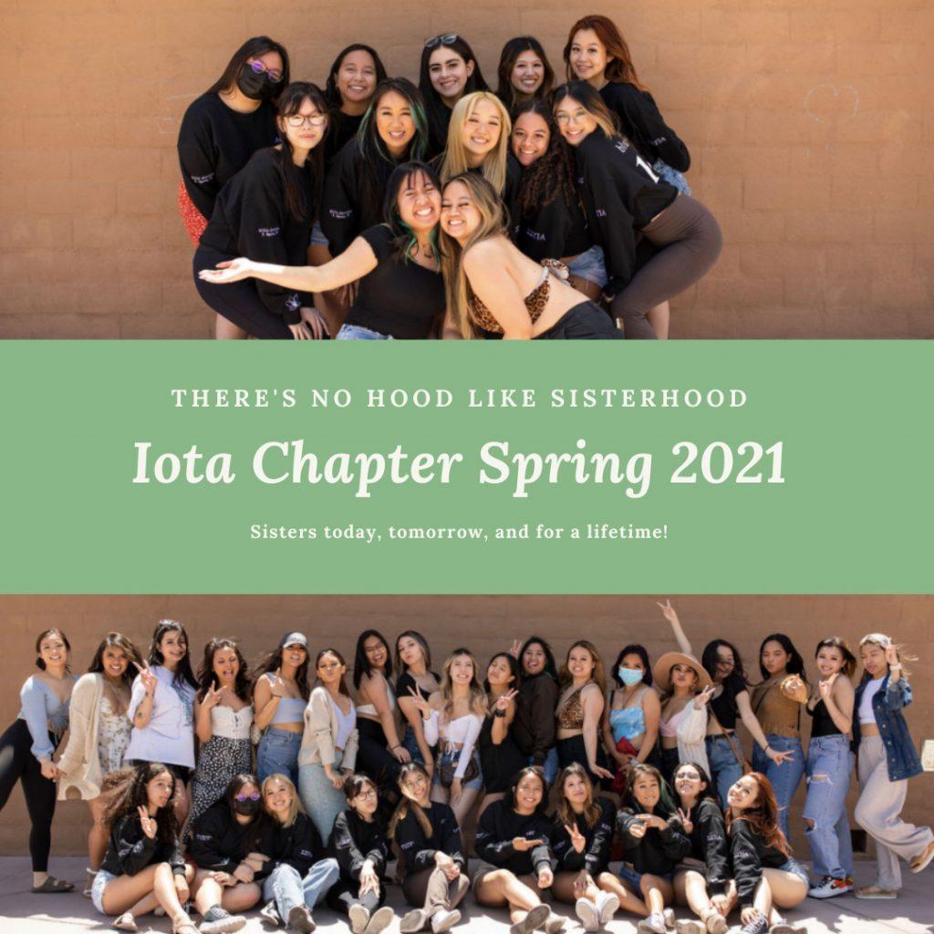 Iota Chapter Spring 2021